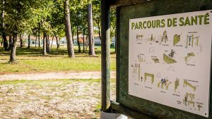 Parcours de santé - Fitness Nature