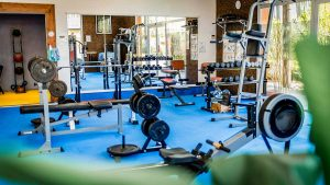 Espace musculation - Fitness Nature